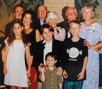 Sam Paul Family Photos