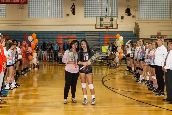 Varsity Volleyball #10 - 2017