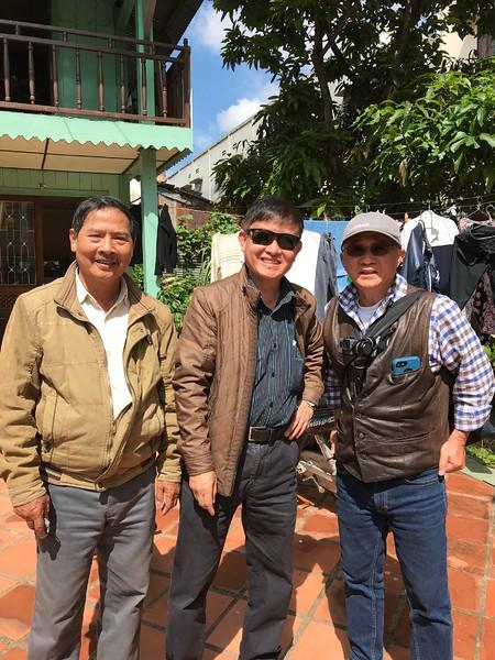 Trần Văn Đồng, Phạm Minh Cường, Chử Nhị Anh