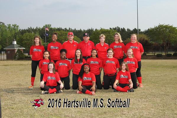 2016 Softball MS