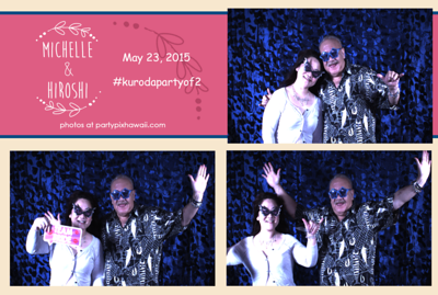 Michelle & Hiroshi's Wedding (Slow Motion Photo Booth)