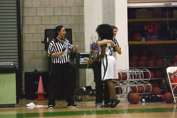 Parents vs. Varsity Basketball Team