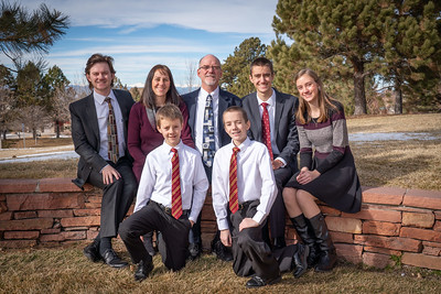 Schutte Family 2020