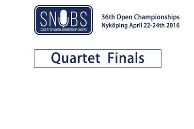 2016-0423 SNOBS Quartet Finals