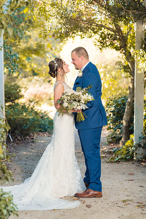 Mary & Marek's Wedding :: JC Raulston Arboretum :: AO&JO Photography & Videography (Raleigh Wedding Photographer)