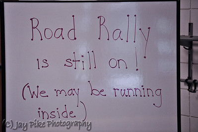 September 30, 2011 - Road Rally - 3rd Grade