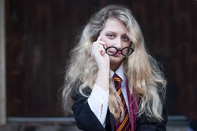Abigail's Harry Potter Pre- Mitzvah- Mini-Session
