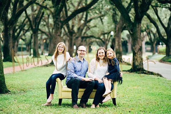 Ahuero Family