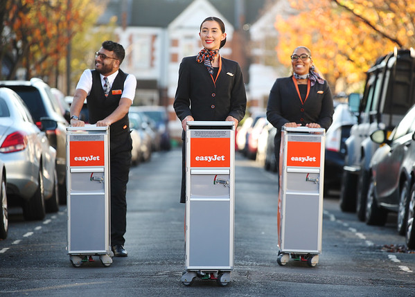 10/12/20 - easyJet - cabin trolley home delivery service