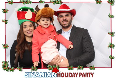 Sinanian Holiday Party