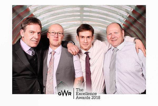GWR Excellence Awards 26.01.18