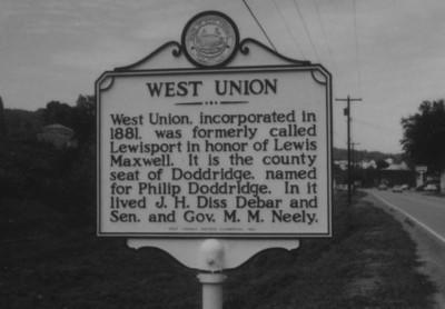 1979-1981 WestUnion WV