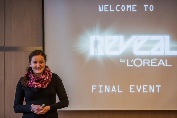 REVEAL díjátadó