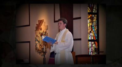 CHRISTOPHER'S BAPTISM VIDEO 2010