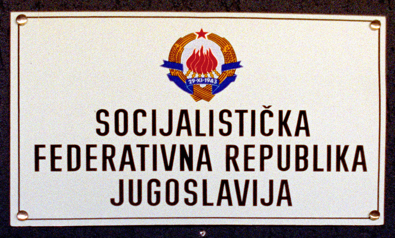 The socialist so-called republic is no more.