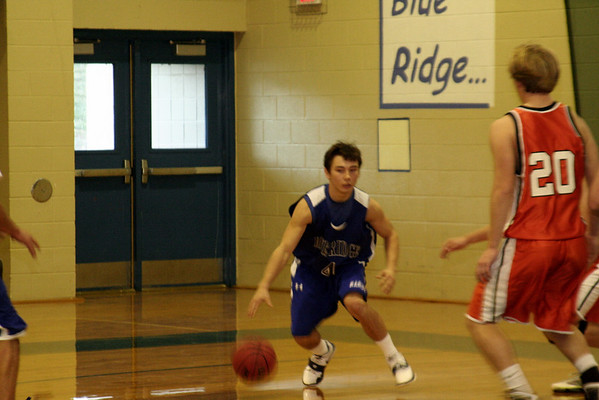 Varsity B Basketball 2010-11