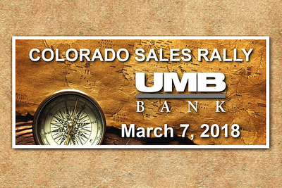UMB Bank Sales Rally - March 7, 2018