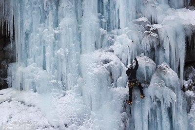 Ice climbing Highlights