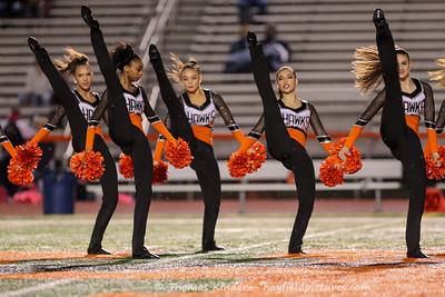 Dance Team Yorktown 10/21/16