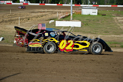 Coos Bay Speedway - Dirt Oval - May 5, 2012