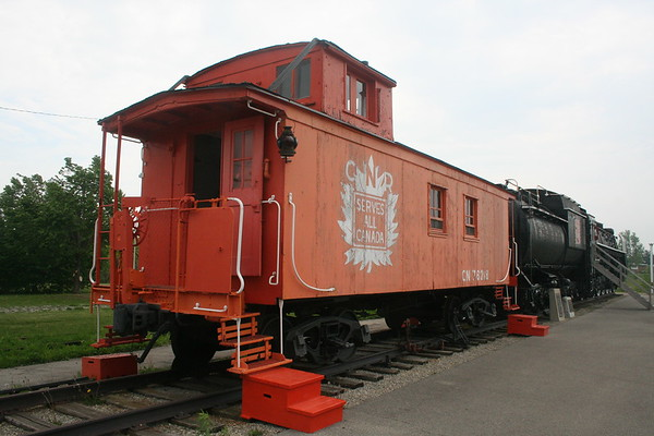 Day 23: Fort Erie Railway Museum - 27 May 2007