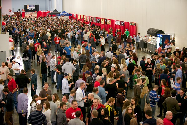 Columbus Winter Beerfest 2013