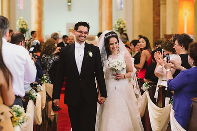 Mowafaq and Sarah