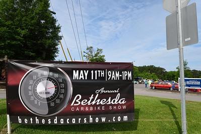 Bethesda Car Show, May 11, 2019