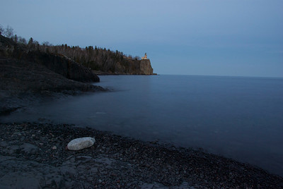 Split Rock Lighthouse State Park, March 2010