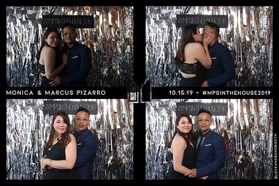 Monica and Marcus Wedding