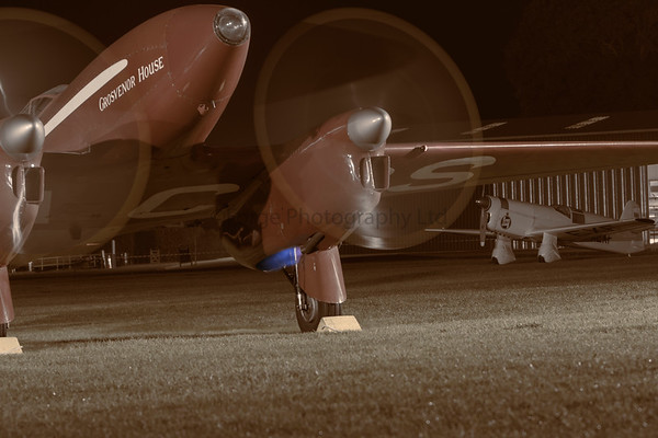 Shuttleworth Collection Night Shoot