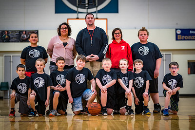 2019-01-30 Waterford Youth Basketball