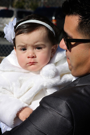 Emma Mia's Baptism
