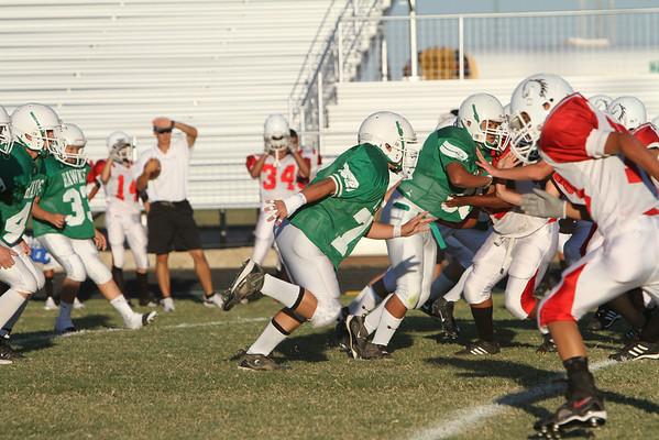 9/30/2010 9th vs. Sonora