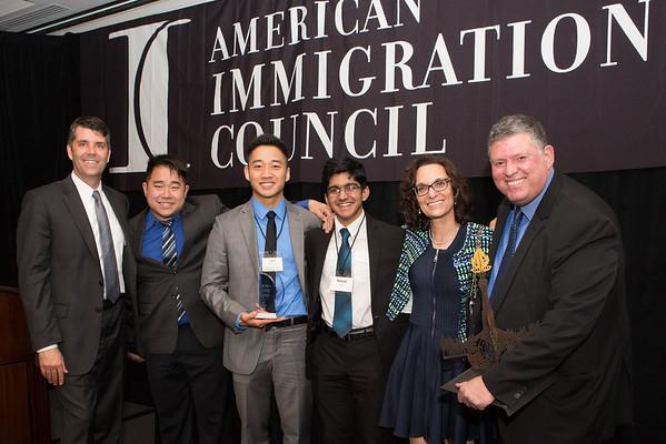 2015 Immigrant Achiement Awards