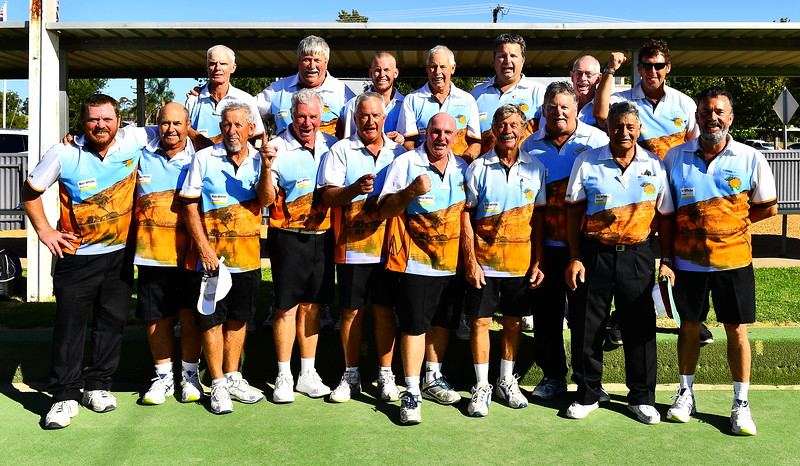 Div 1 GRAND FINAL Waikerie v Loxton RSL (Waikerie won by 1 shot)