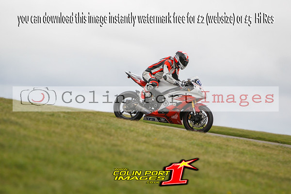 G-Era Supersport & F600 Consolation Wirral 100 Anglesey Oct 2017