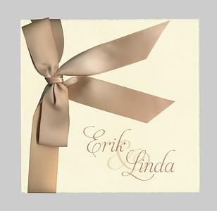 Linda en Erik getrouwd!
