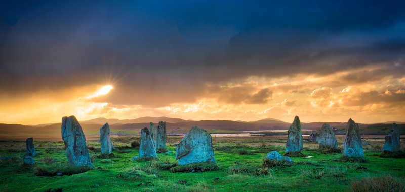 Callanish III, Isle of Harris