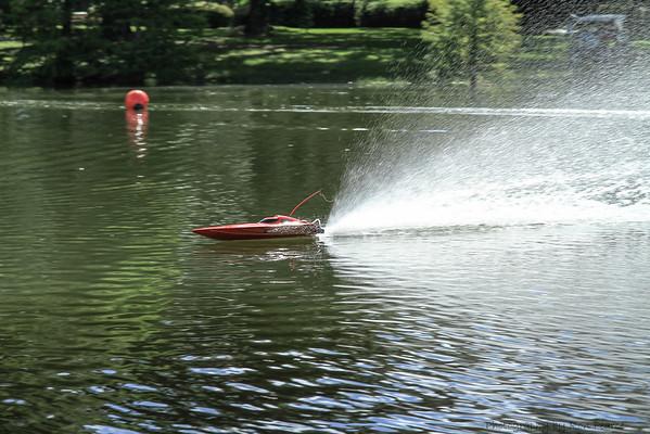 Lake Mira Mar, July 12, 2012
