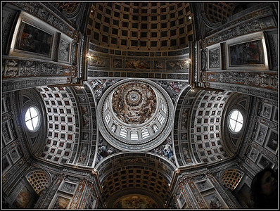 Mantova - Basilica di SAnt'Andrea