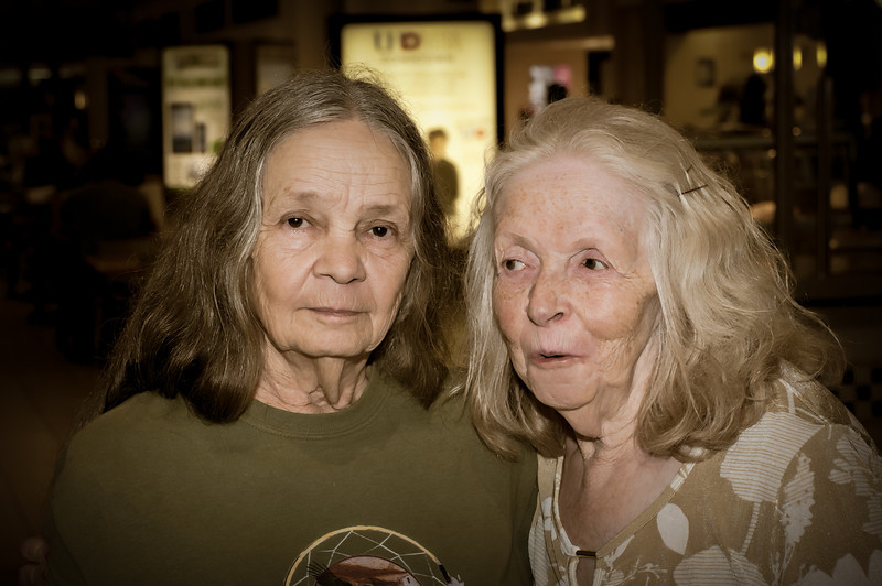 Cherry and Carol's Reunion In Houston