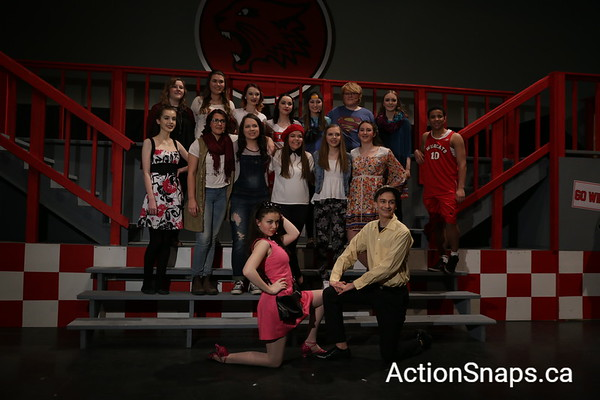 2016-03 O'Donel High - High School Musical