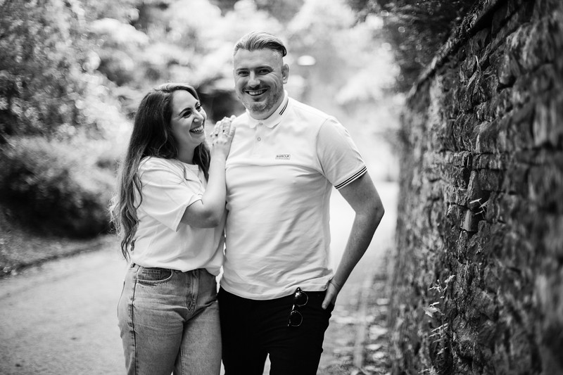 Stacey and Chris Pre-Wedding Shoot