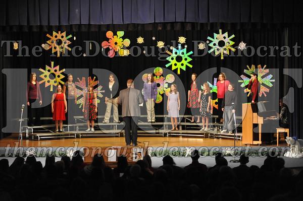 JH-HS Choral Christmas Program 12-19-10