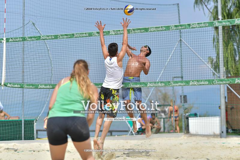 presso Zocco Beach PERUGIA , 25 agosto 2018 - Foto di Michele Benda per VolleyFoto [Riferimento file: 2018-08-25/ND5_8765]