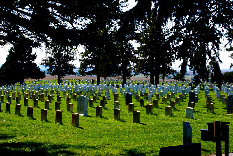 Little Big Horn National Cemetery