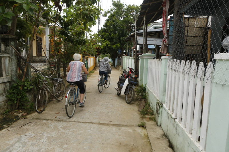 Back Alley Bikers - a great way to travel in Vietnam