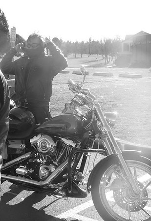 Ride to the Attic Feb 3, 2012