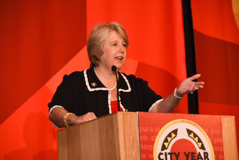 2016 City Year Boston Women's Leadership Breakfast